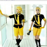 korea_highest_quality_vocaloid_rin_len_costume_anime_cosplay_costume
