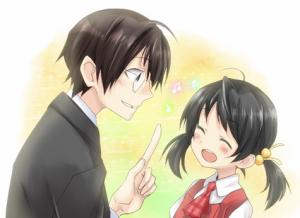 Hiyama Kiyoteru иKaai Yuki