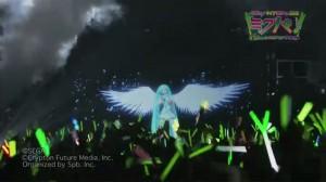 mikupa hatsune miku live tokyo concert music vocaloid event
