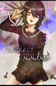 Abstract Nonsense Rin Kagamine black hair