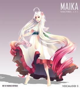 Vocaloid Maika