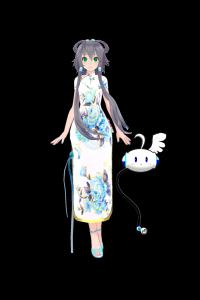 Tda China Dress