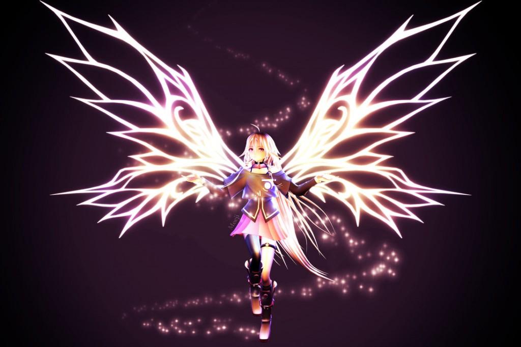 fly IA vocaloid
