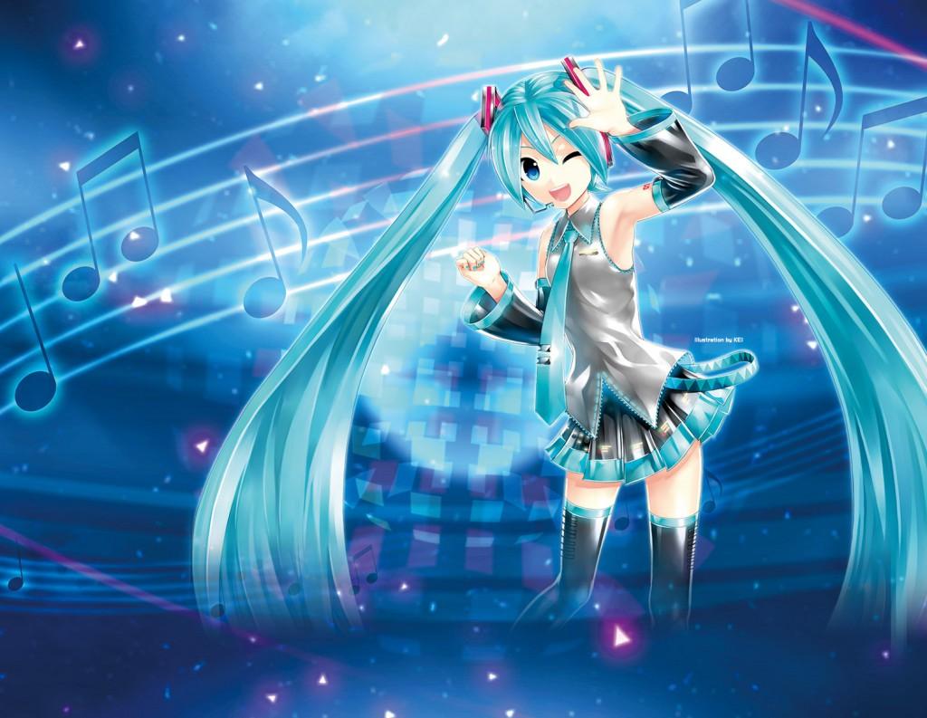 Hatsune Miku: Project Diva X (Vita)