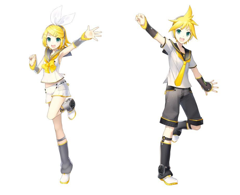 Rin Len v4x