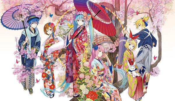 Hatsune Miku: Hanairo Koromo