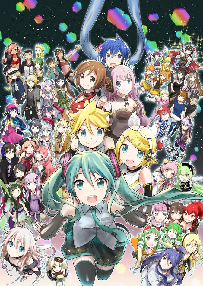 All Vocaloids